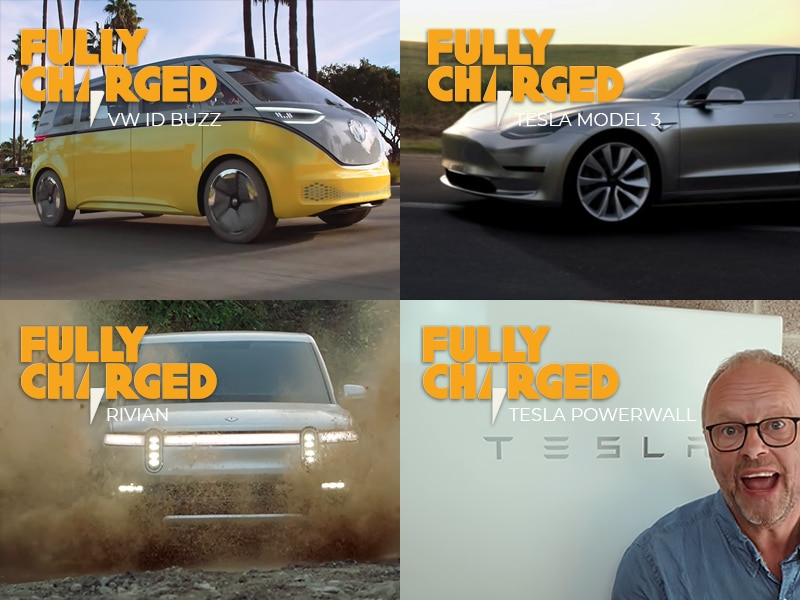 Many of our most popular episodes are North America based: VW ID Buzz 2.2m, Tesla Model 3 2.1m, Rivian, 2.0m, Tesla Powerwall 1.1m