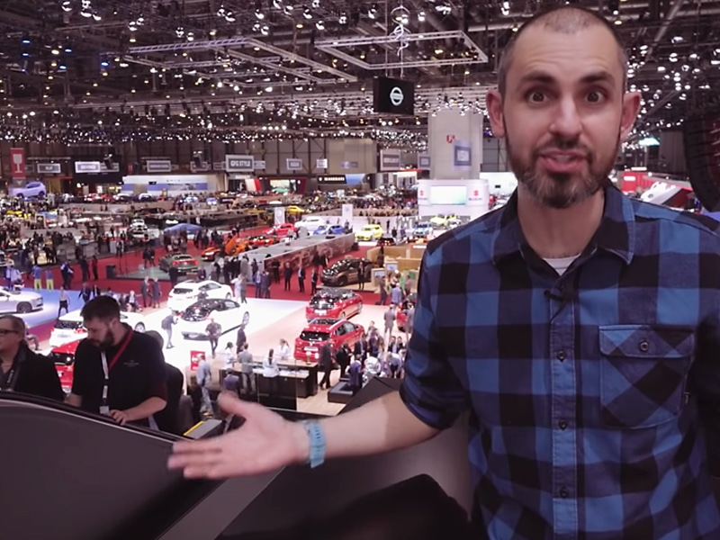 Geneva Motor Show 2019 - show walkaround with Jonny Smith