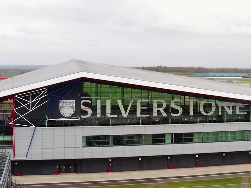 Fully Charged LIVE 2019 at Silverstone
