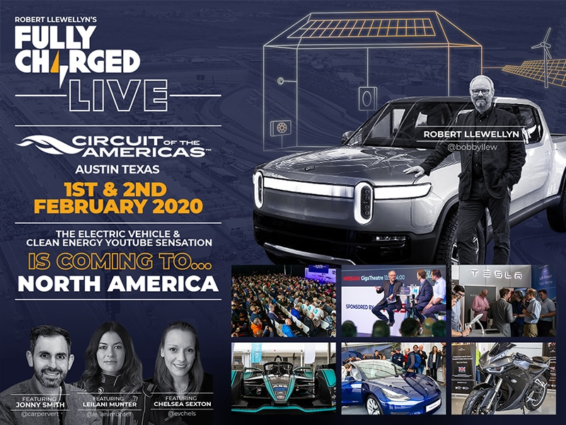 Fully Charged LIVE North America 2020