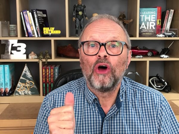 Fully Charged LIVE 2019 - Robert Llewellyn