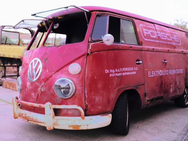 Electric VW Bus