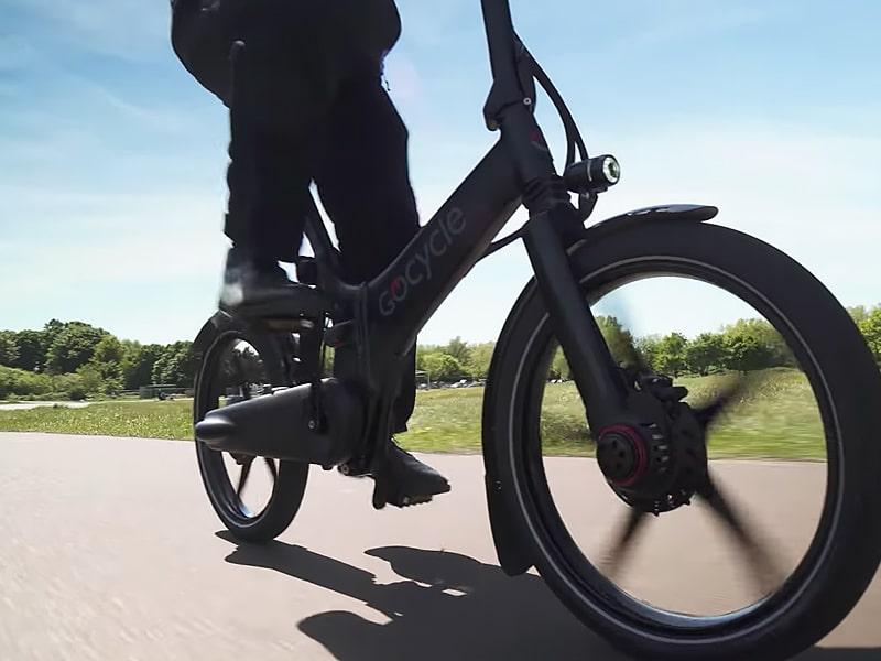 GoCycle GX electric bike