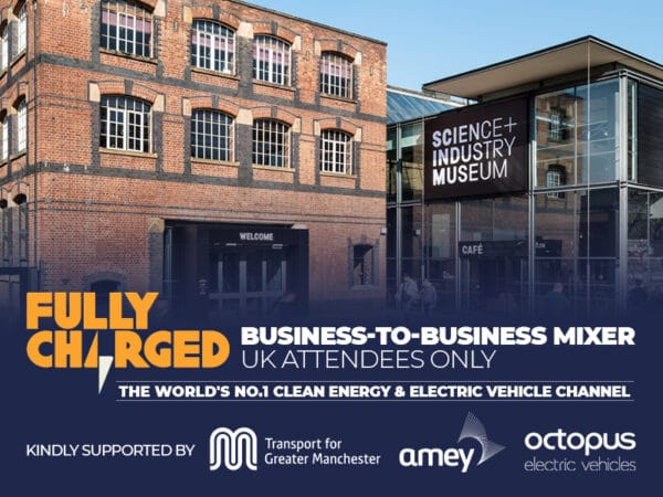 Fully Charged Show - Electrifying Cities - Science and Industry Museum, Manchester
