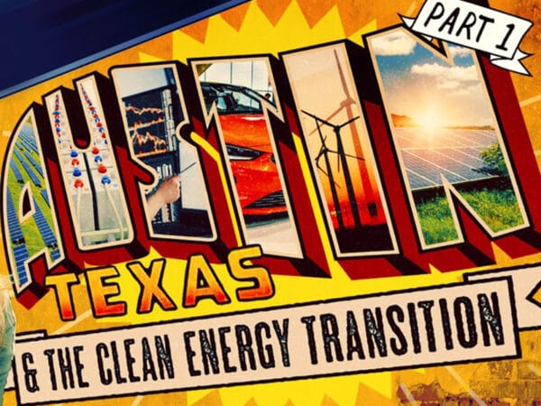 Austin, Texas and the Clean Energy Transition