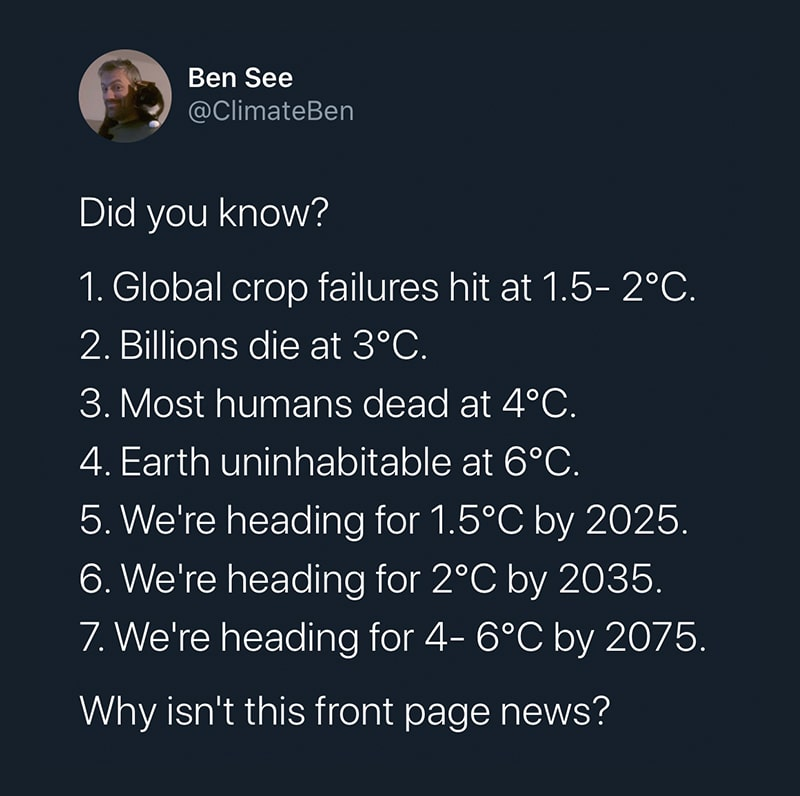 Did you know? Climate Ben