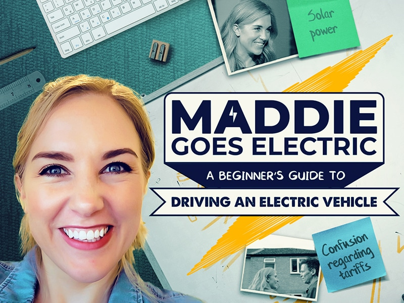 Episode 4: Clean Energy for your electric car