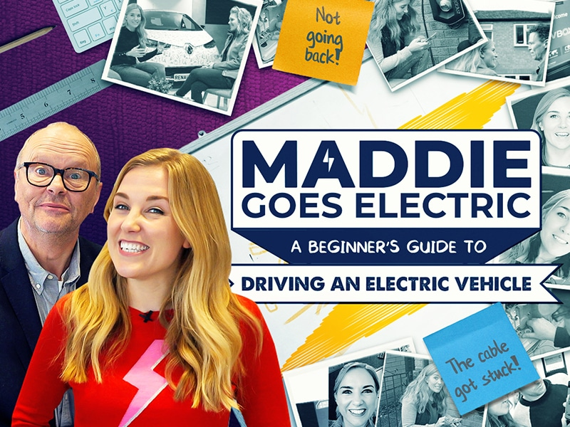 Maddie Goes Electric - Episode 6: Living with an electric car