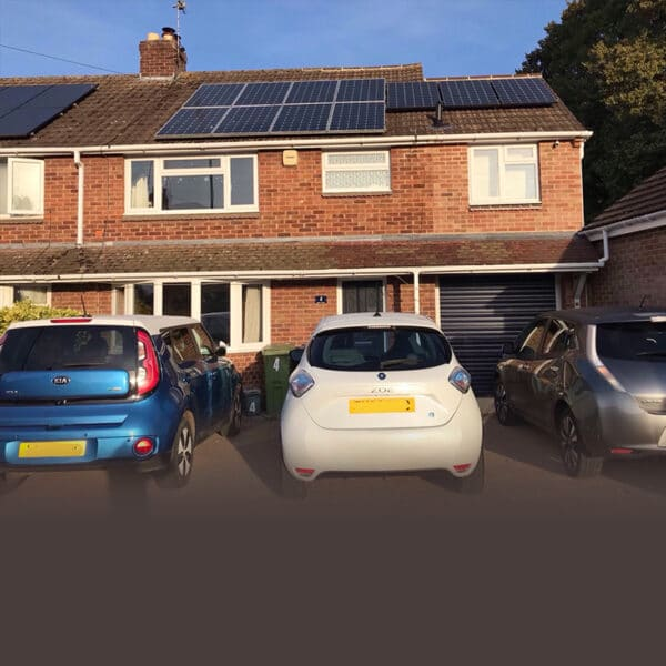 How can EVs support energy independence