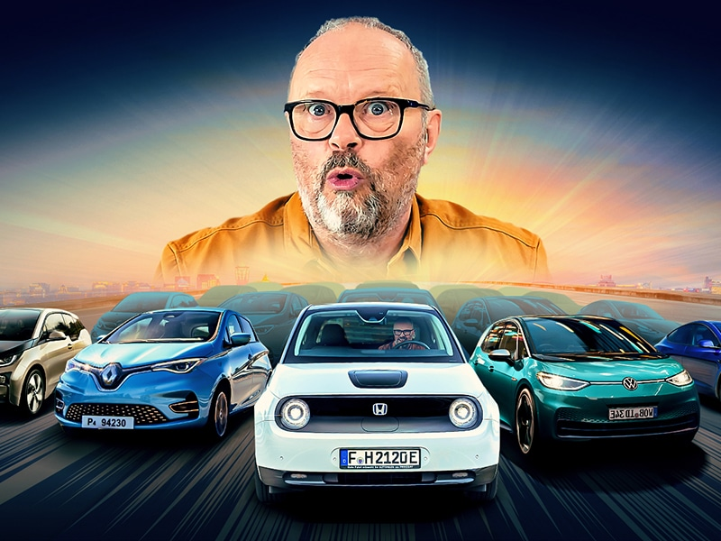 Our top 30 Electric Vehicles