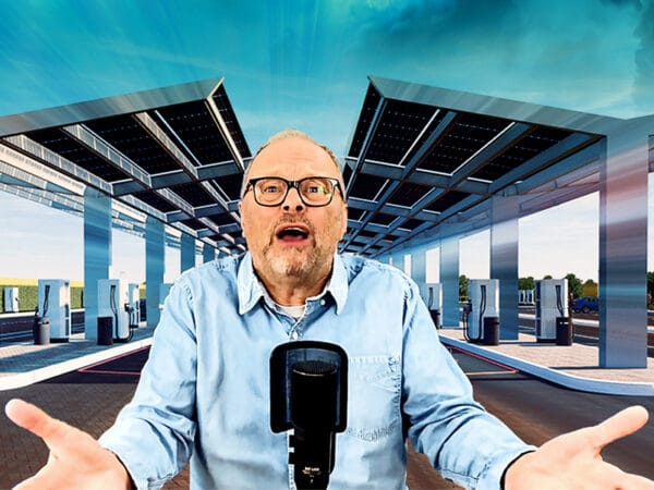 1 million Teslas and Big Charging Hubs - Fully Charged News Robert Llewellyn