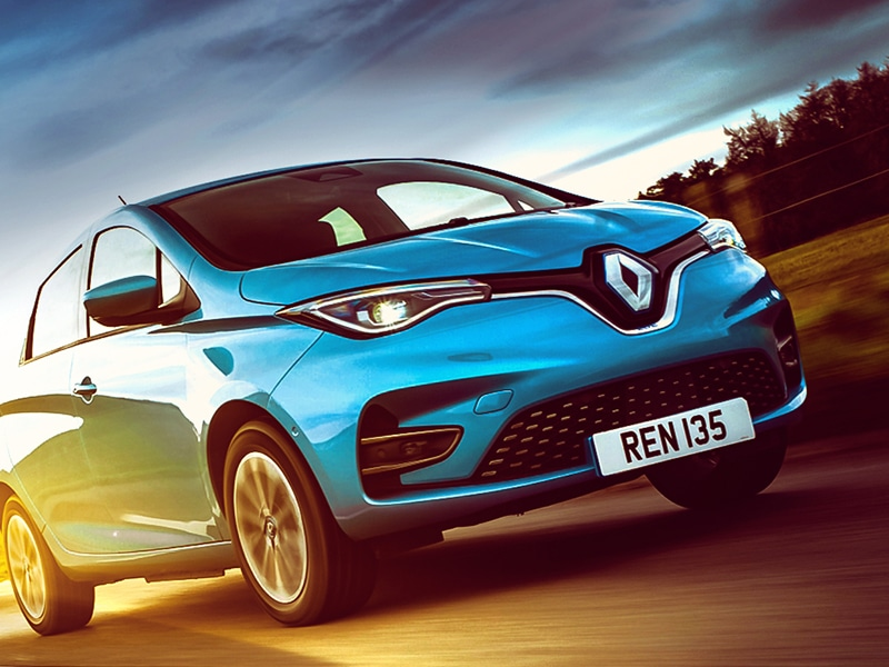 Renault Zoe GT Line R135: Can a Renault charge faster than a Tesla?