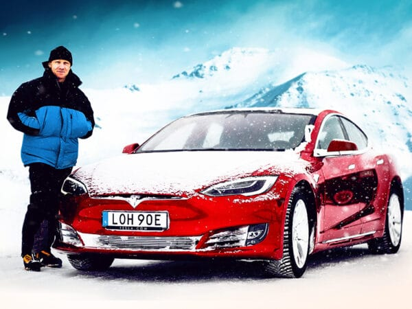 Can electric cars handle the cold