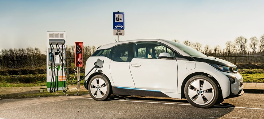 The number of electric vehicle (EV) charge points at supermarkets has doubled in the last two years,
