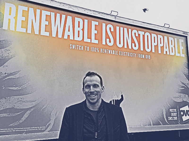 Renewable Energy isn't doable… it's being done, and it's unstoppable