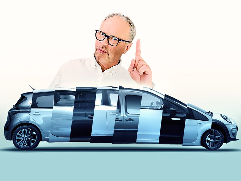 Top 10 affordable EVs 2020 - Robert Llewellyn Fully Charged