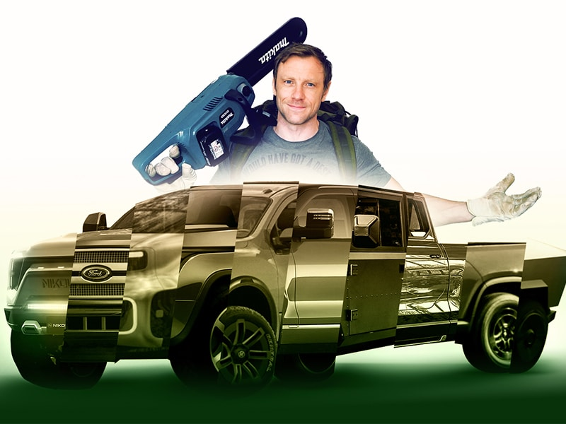 Top 10 Most Anticipated EV Pickup Trucks - Andy Torbet Fully Charged