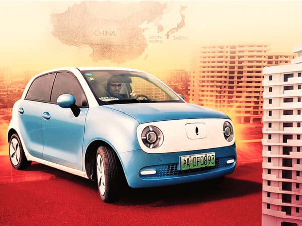 Could a £7,000 City Car switch you on to Electric? | Elliot Richards takes the Ora R1 city car out for a spin.