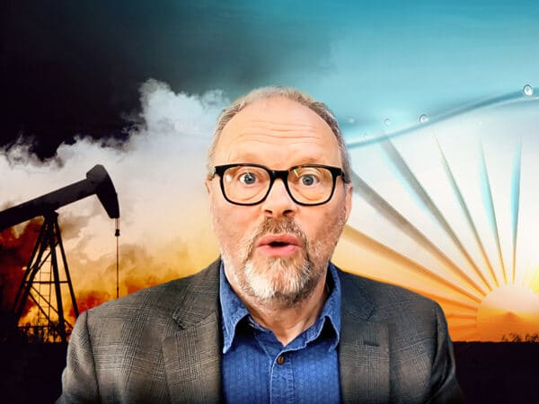 Existential Crises, VW Software & Liquid Air Batteries - Robert Llewellyn Fully Charged News June 2020