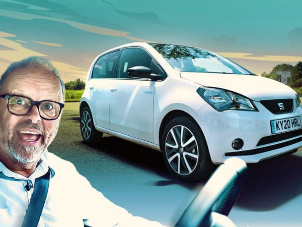 SEAT Mii, 1st Drive - Robert Llewellyn Fully Charged