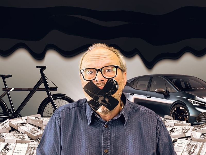Dirty Money, Banned Adverts & New EVs - Robert Llewellyn Fully Charged News