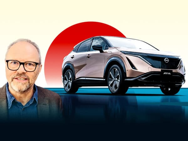 Nissan ARIYA – Japan's most significant EV? Robert Llewellyn Fully Charged