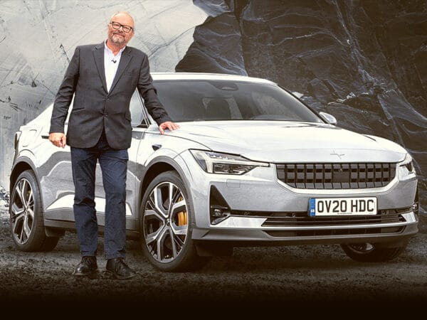 Polestar 2 – A Tesla Accomplice, At Last? Robert Llewellyn Fully Charged