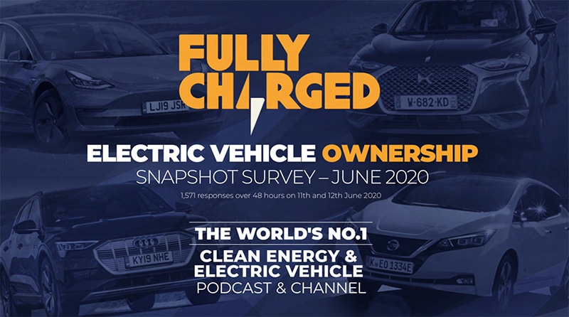 To receive a free PDF of the snapshot survey email commercial@fullycharged.show