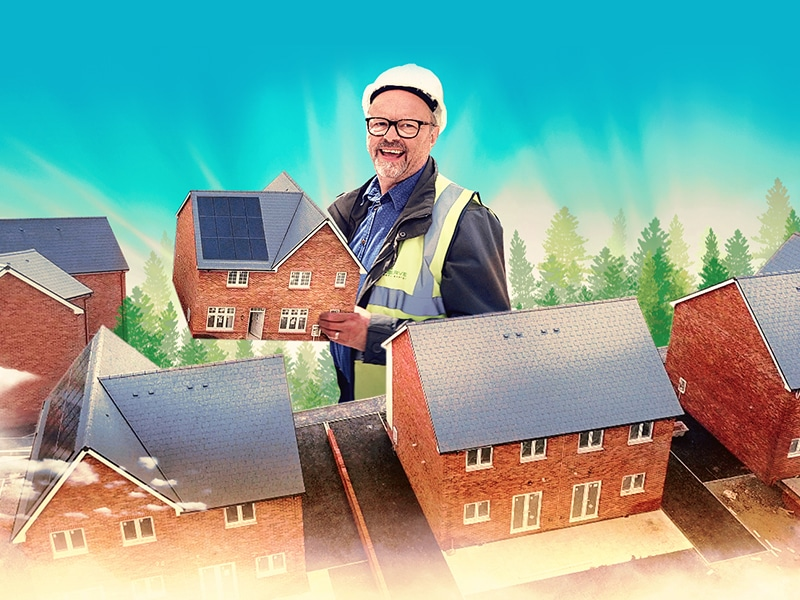 Affordable Eco Housing; is this what we should be building? Robert Llewellyn Fully Charged
