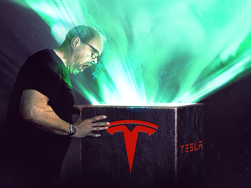 Has Elon Musk's Tesla Taken Batteries to the Next Level? Robert Llewellyn Fully Charged