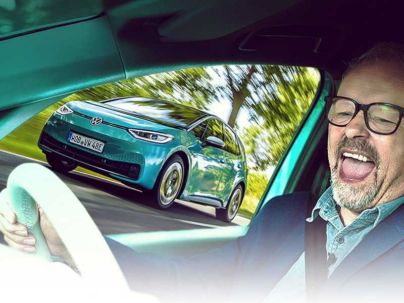 VW ID.3 First Drive – Is this the mass market EV the world needs? Robert Llewellyn Fully Charged