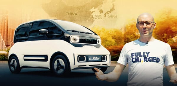 Baojun E300 Plus: How cheap is this EV from General Motors? Elliott Richards Fully Charged