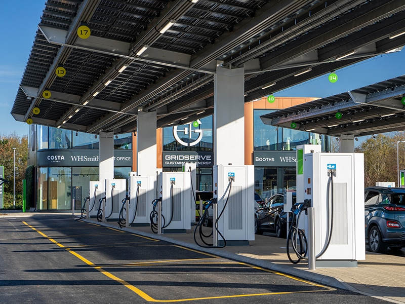 What is the future of Electric Vehicle charging?