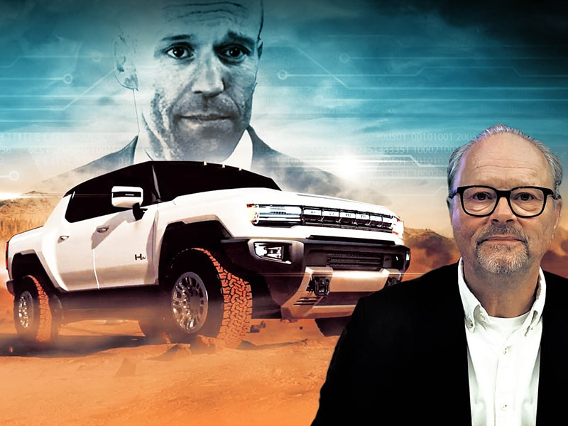 Combustion Hypocrisy, Diesel Killers & Electric Hummer - Robert Llewellyn Fully Charged