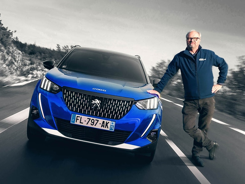 Peugeot e2008 – how does it compare to other compact SUVs? Robert Llewellyn Fully Charged