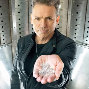 Dale Vince, is he the ultimate Bond villain? Featuring Sky Diamond - Fully Charged Podcast