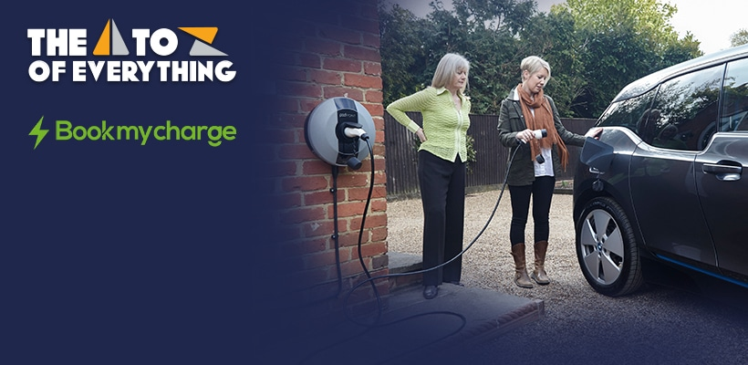 Bookmycharge – enable EV drivers to use chargepoints away from home