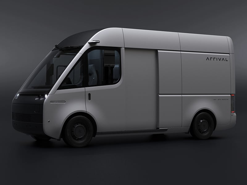 How ARRIVAL plan to revolutionise trucks and busesvv- Fully Charged Podcast 88