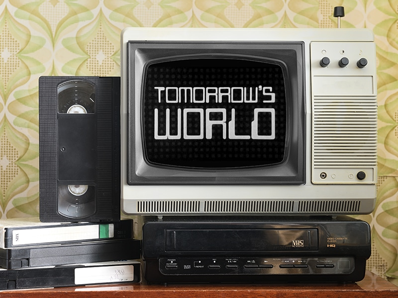 My Tomorrow's World