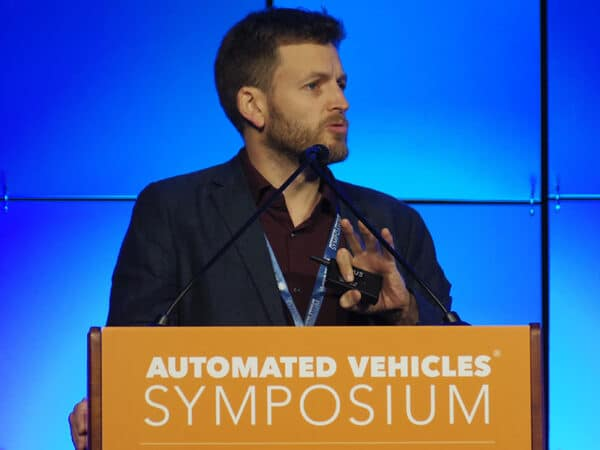 Autonomous cars – a social, ethical, political nightmare? Helen Czerski speaks with Jack Stilgoe