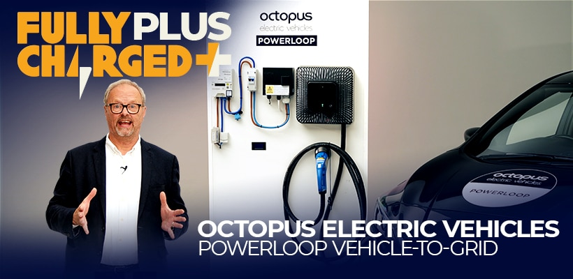Powerloop: V2G from Octopus Electric Vehicles