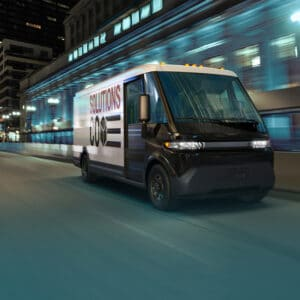 GM launches new brand BrightDrop for electric delivery vans
