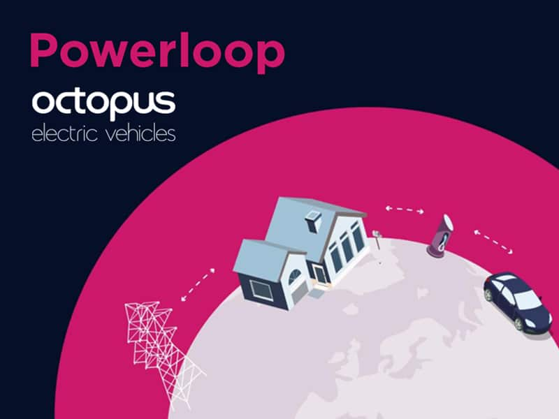 Powerloop: The Future of Energy with Octopus Electric Vehicles