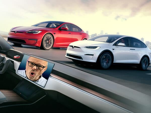 Tesla Model S & X Refresh, Biden Coup & Toyota Punished - Robert Llewellyn Fully Charged News