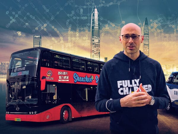 The City with 16,000 Electric Buses & 22,000 Electric Taxis - Elliot Richards Fully Charged
