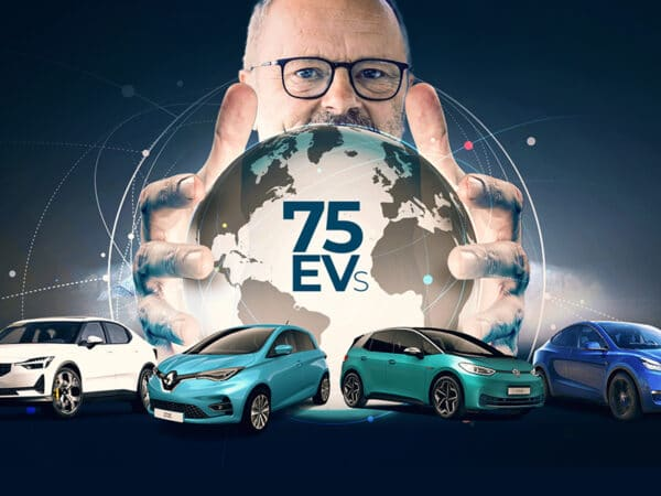 SUBSCRIBE to see every EV reviewed (plus oodles of organic cleantech too) - Robert Llewellyn Fully Charged