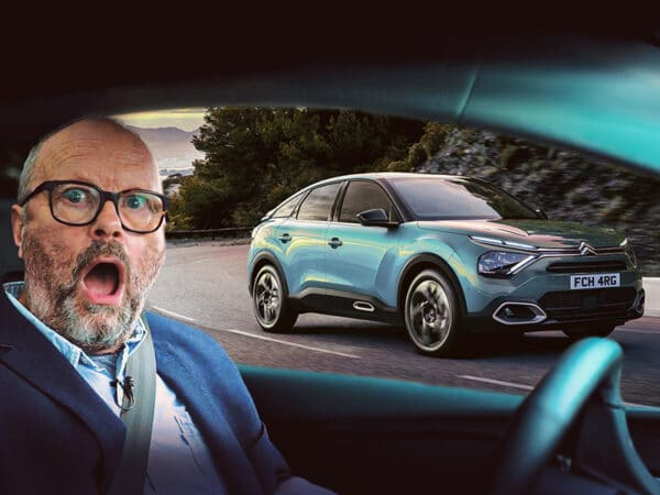 Citroen e-C4 First Drive – Can this EV compete? Robert Llewellyn Fully Charged