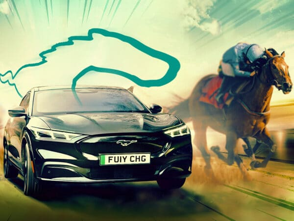 MACH-E First Drive – Is the Mustang the dark horse in the race against Tesla?
