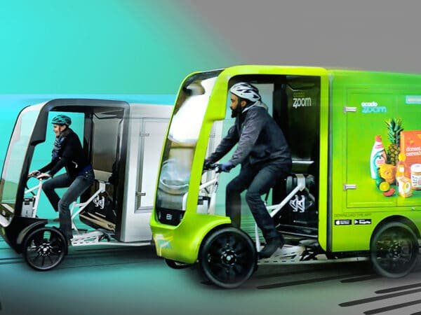 EAV – Can these electric assisted vehicles change urban deliveries?