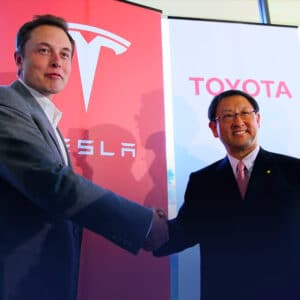 Tesla & Toyota: Revisiting an old partnership?